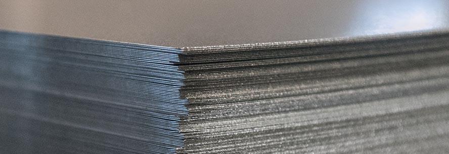 kovintrade Cold rolled galvanised sheet